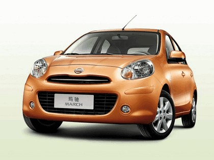 2010 Nissan March ( k13 ) - chinese version 1