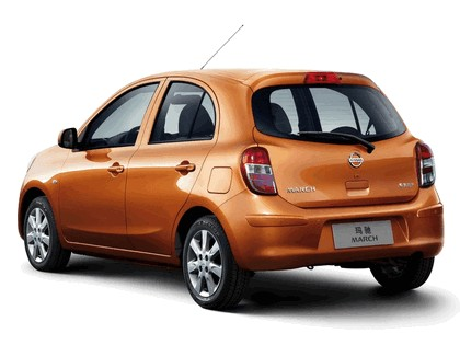 2010 Nissan March ( k13 ) - chinese version 2