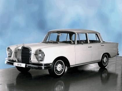1959 Mercedes-Benz 220SB ( W111 ) 1