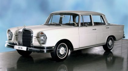 1959 Mercedes-Benz 220SB ( W111 ) 2