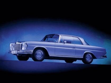 1961 Mercedes-Benz 220SE coupé ( W111 ) 1