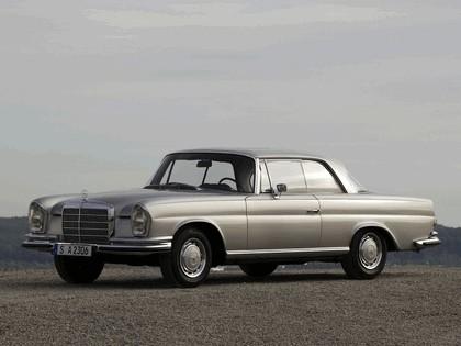 1961 Mercedes-Benz 220SE coupé ( W111 ) 2