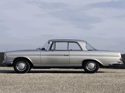 1961 Mercedes-Benz 220SE coupé ( W111 ) 6