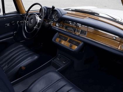 1961 Mercedes-Benz 220SE coupé ( W111 ) 9