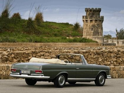 1963 Mercedes-Benz 220SE cabriolet ( W111 ) 4