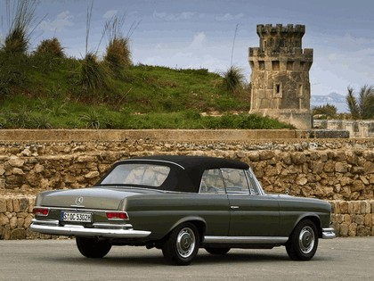 1963 Mercedes-Benz 220SE cabriolet ( W111 ) 5
