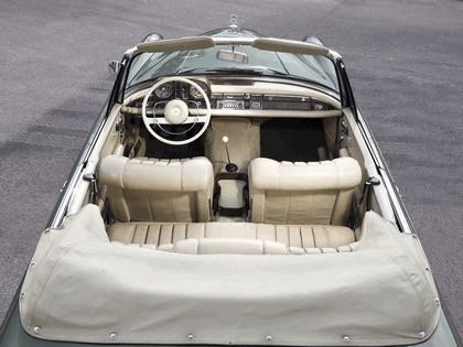 1963 Mercedes-Benz 220SE cabriolet ( W111 ) 6
