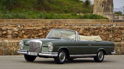 1963 Mercedes-Benz 220SE cabriolet ( W111 ) 8