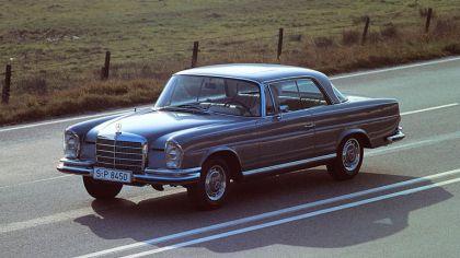 1965 Mercedes-Benz 250SE coupé ( W111 ) 8
