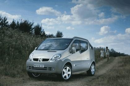 2004 Renault Trafic Deckup concept 1