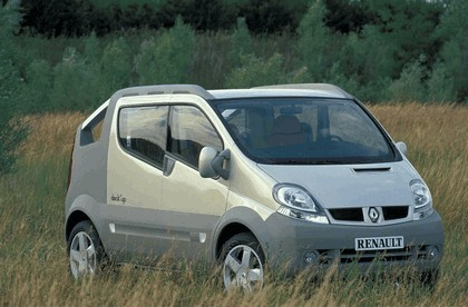 2004 Renault Trafic Deckup concept 6