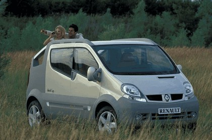 2004 Renault Trafic Deckup concept 7