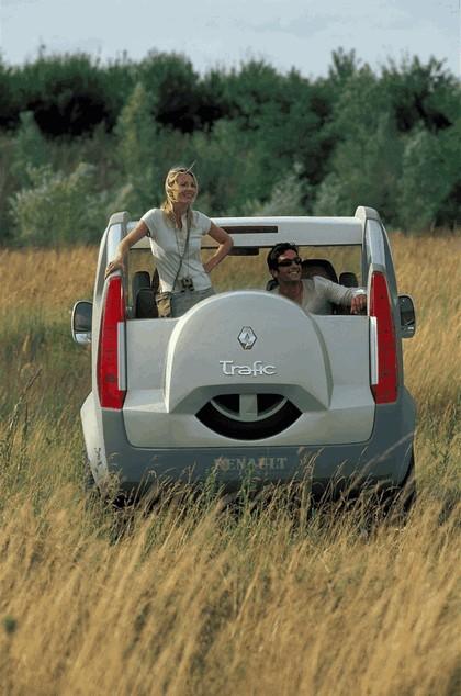 2004 Renault Trafic Deckup concept 13