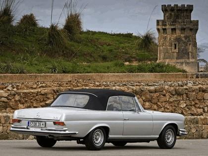 1968 Mercedes-Benz 280SE cabriolet ( W111 ) 5