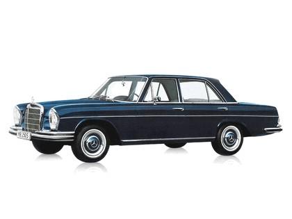 1966 Mercedes-Benz 250S ( W108 ) 1