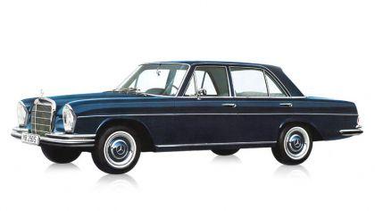 1966 Mercedes-Benz 250S ( W108 ) 8