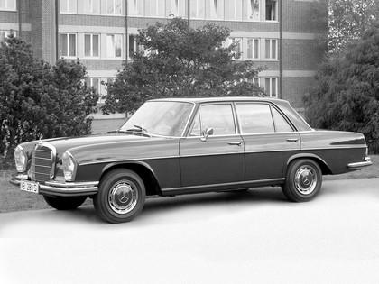 1966 Mercedes-Benz 300SE ( W108 ) 1