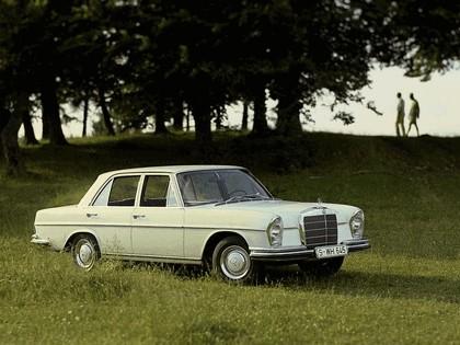 1966 Mercedes-Benz 300SE ( W108 ) 4