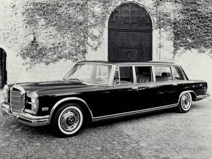 1964 Mercedes-Benz S600 Pullman ( W100 ) 1