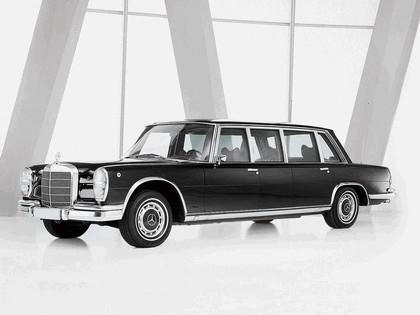 1964 Mercedes-Benz S600 Pullman ( W100 ) 2