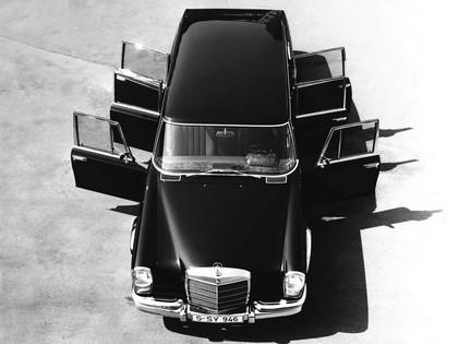 1964 Mercedes-Benz S600 Pullman ( W100 ) 5