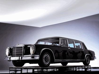 1964 Mercedes-Benz S600 Pullman ( W100 ) 6