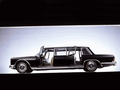 1964 Mercedes-Benz S600 Pullman ( W100 ) 9