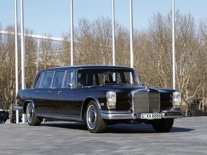1964 Mercedes-Benz S600 Pullman ( W100 ) 10
