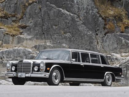 1964 Mercedes-Benz S600 Pullman ( W100 ) 14