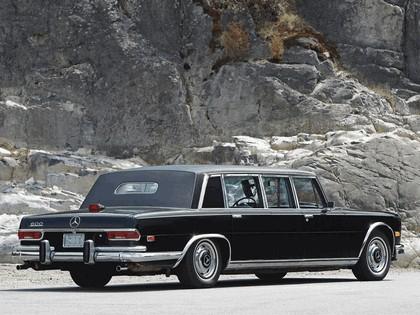 1964 Mercedes-Benz S600 Pullman ( W100 ) 15