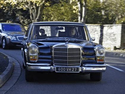 1964 Mercedes-Benz S600 Pullman ( W100 ) 16