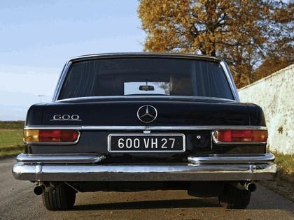 1964 Mercedes-Benz S600 Pullman ( W100 ) 17