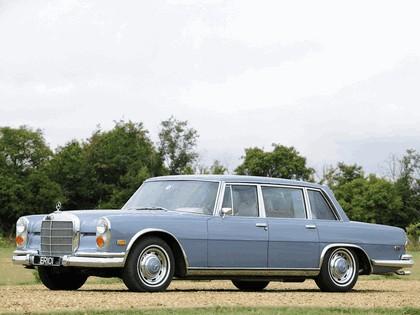 1964 Mercedes-Benz S600 Pullman ( W100 ) 19