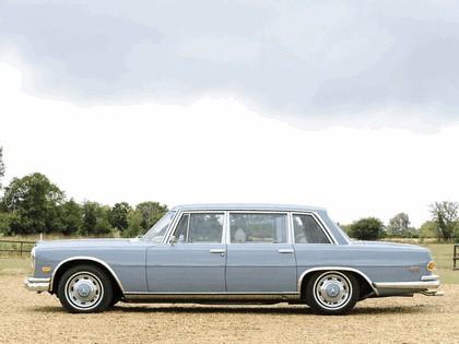 1964 Mercedes-Benz S600 Pullman ( W100 ) 20