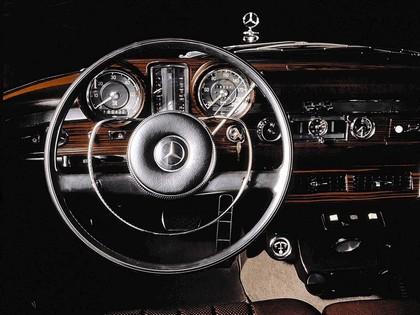 1964 Mercedes-Benz S600 Pullman ( W100 ) 25