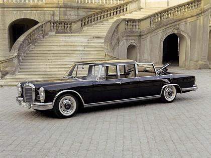 1965 Mercedes-Benz S600 Pullman Landaulet ( W100 ) 1