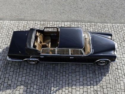 1965 Mercedes-Benz S600 Pullman Landaulet ( W100 ) 4