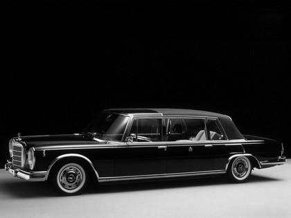 1965 Mercedes-Benz S600 Pullman Landaulet ( W100 ) 5