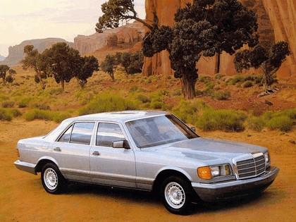 1981 Mercedes-Benz 300SD Turbodiesel ( W126 ) 2