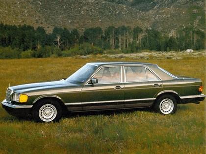 1981 Mercedes-Benz 300SD Turbodiesel ( W126 ) 3