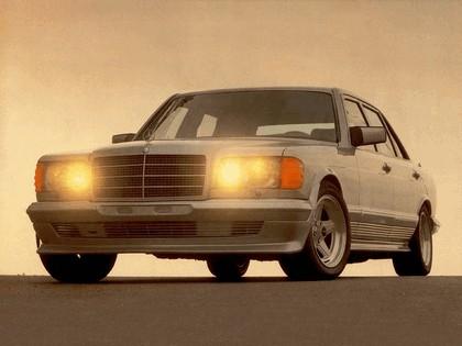 1984 Mercedes-Benz 500SEL ( W126 ) by AMG 1