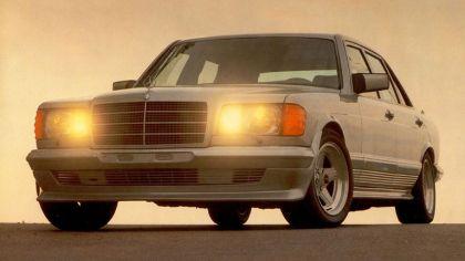 1984 Mercedes-Benz 500SEL ( W126 ) by AMG 3