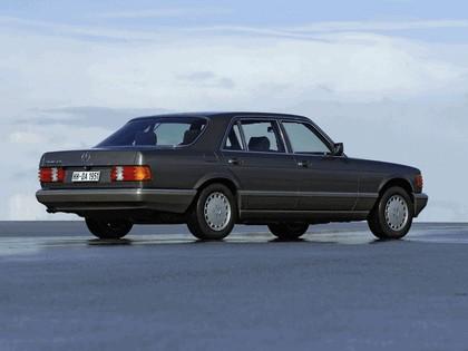1985 Mercedes-Benz 560SEL ( W126 ) 3