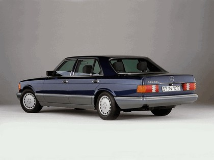 1985 Mercedes-Benz 560SEL ( W126 ) 5