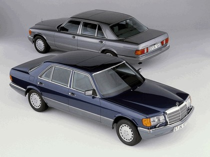 1985 Mercedes-Benz 560SEL ( W126 ) 6