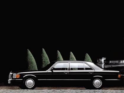 1985 Mercedes-Benz 560SEL ( W126 ) 7