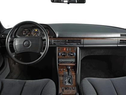 1985 Mercedes-Benz 560SEL ( W126 ) 8