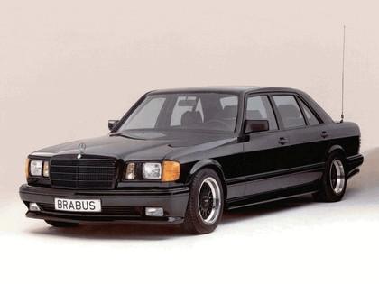 1986 Mercedes-Benz 560SEL 6.0 ( W126 ) by Brabus 1