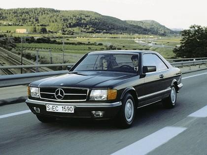 1981 Mercedes-Benz 380SEC ( C126 ) 1