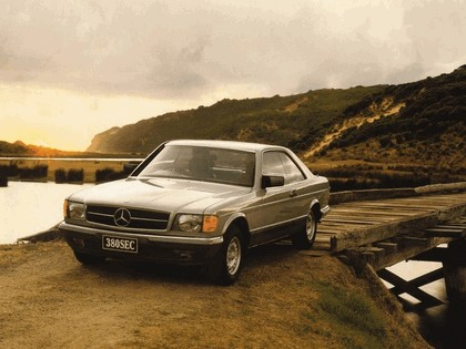 1981 Mercedes-Benz 380SEC ( C126 ) 2